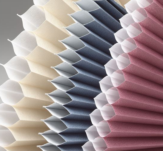 Pleated Shades For Windows Cellular And Pleated Shades